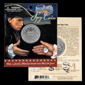 CO-001-013 Spy Coin