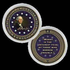 CO-001-023 Washington Coin