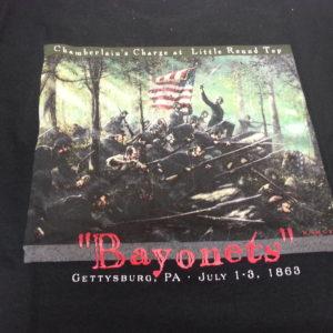 bayonets black