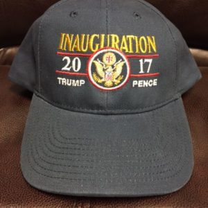 TRUMP INAUGURATION HAT