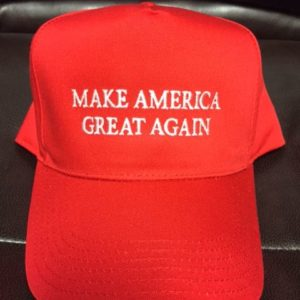 TRUMP MAKE AMERICA GREAT