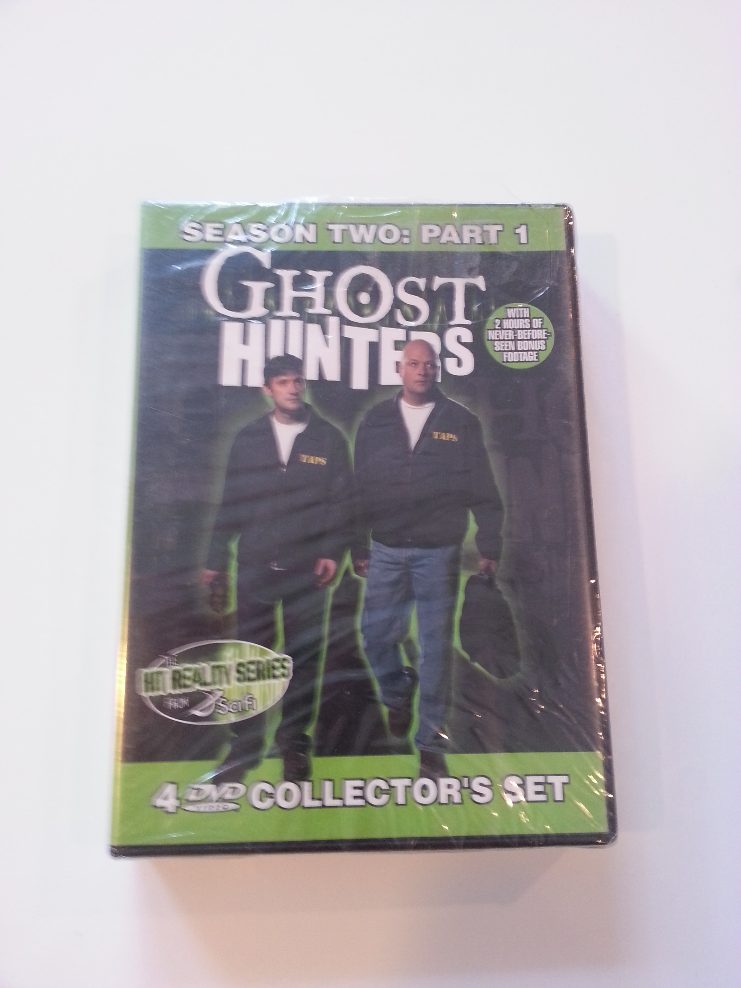 Ghost Hunters Season Two Part 1 Gettysburg Souvenirs Amp Gifts