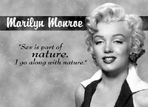 Секс часть природы