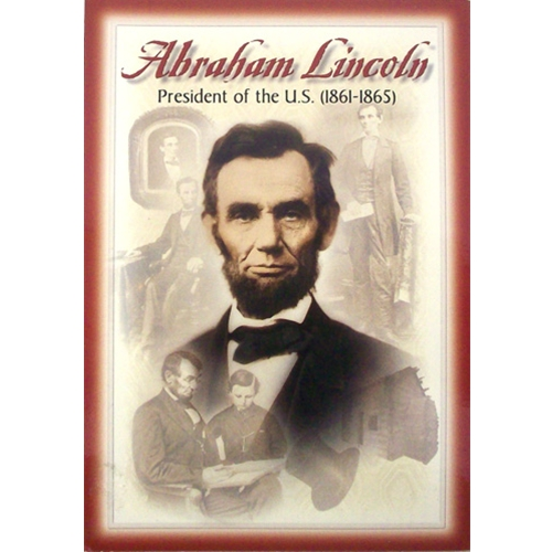 Abraham Lincoln The 16th U S President 1861 1865 Postcard