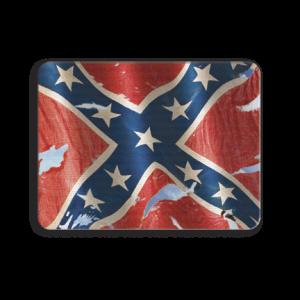 Confederate Flag Rebel Lenticular Magnet Gettysburg