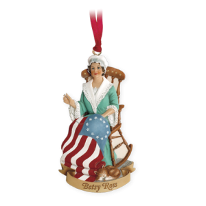 Betsy Ross Christmas Ornament Gettysburg Souvenirs Amp Gifts